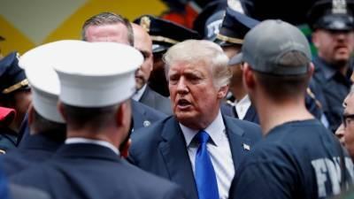 Дональд Трамп пытается доказать, что экс-президент – это реальная политическая сила