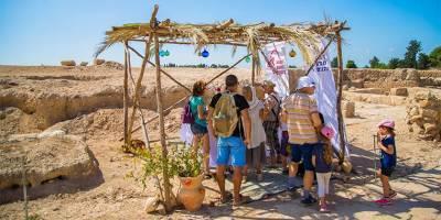 Природа Израиля в Деталях: семейные мероприятия в дни праздника Суккот