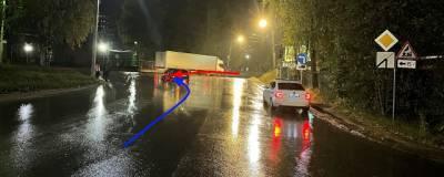 В ДТП в Сыктывкаре пострадал пятилетний пассажир предполагаемого нарушителя