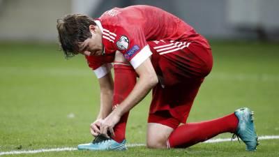 Фернандес завершил карьеру в сборной России по футболу