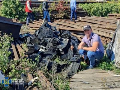 """СБУ подозревает должностных лиц """"Укрзалізниці"""" в закупках некачественных запчастей. Схема могла привести к аварии поездов"""