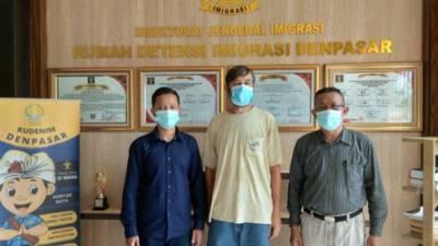 Россиянина депортировали с острова Бали в Индонезии после 9 лет тюрьмы