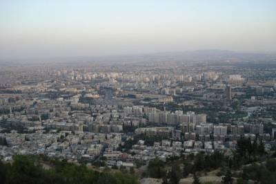 Дамаск остался без света в результате диверсии на газопроводе
