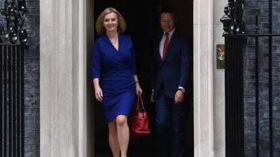 В Великобритании сменился министр иностранных дел