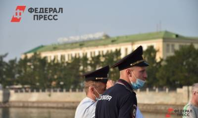 Новосибирец предстанет перед судом за избиение полицейского