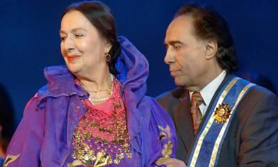 Умерла народная артистка России Тамилла Агамирова: в июле из жизни ушел ее супруг