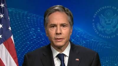 Блинкен поблагодарил Украину за помощь в эвакуации граждан из Афганистана