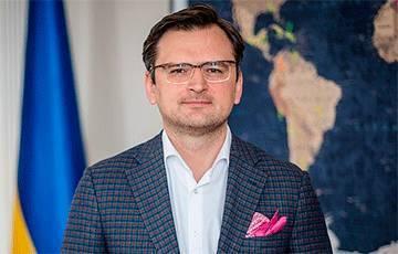 Глава МИД Украины: Зеленский и Байден вывели отношения двух стран на новый уровень