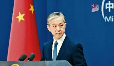 МИД КНР предложил США осмыслить слова Путина о результатах их миссии в Афганистане