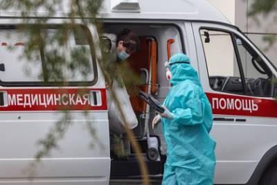 Москва вернулась на первое место по числу новых случаев COVID-19