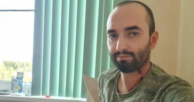 «Пропустил, как сын впервые пошёл в садик»: 33-летнего калининградца с раком языка прооперировали в Петербурге