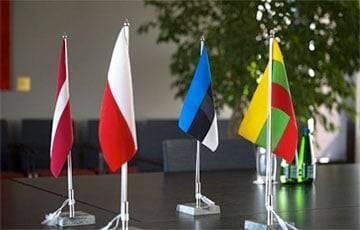 Министры стран Балтии и Польши обсудили ситуацию в Беларуси