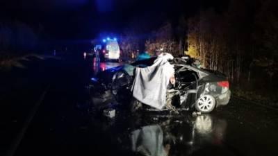 Два человека погибли в ДТП в Надымском районе