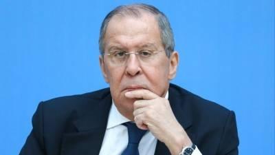 Лавров рассказал о сроках начала работы «Северного Потока — 2»