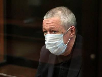 Ефремов по видеосвязи из колонии примет участие в заседании по жалобе на приговор