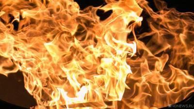 Подросток погиб в пожаре в Башкирии