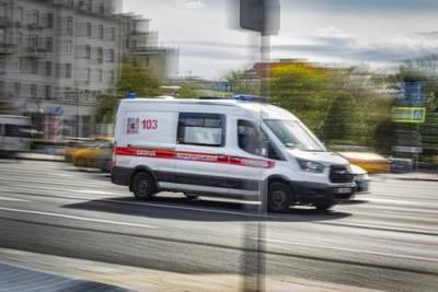 В России за сутки скончались 793 пациента с COVID-19