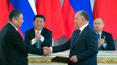 Аналитики The National Interest заподозрили Россию и Китай в создании военного союза