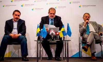 Крымские татары для меджлиса были всегда расходным ресурсом...