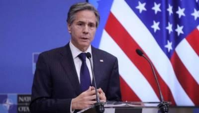 Блинкен заверил Украину в полной и безоговорочной поддержке США