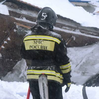Один человек погиб, четверо пострадали при сходе ледника в горах Карачаево-Черкесии