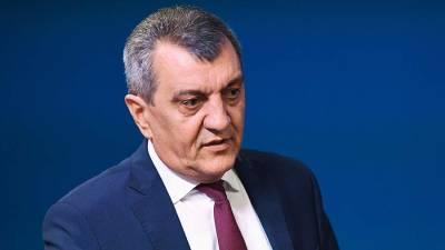 Избранный глава Северной Осетии Сергей Меняйло вступил в должность