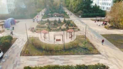 Живописный променад появился на юго-востоке Москвы