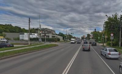 Администрация Рязани прокомментировала запрет левого поворота на улицу Тимуровцев