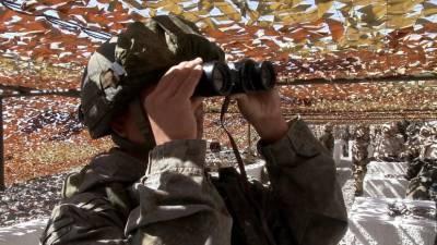 ВС России применили новые ударные БПЛА из состава комплекса «Ласточка» на учениях «Запад-2021»