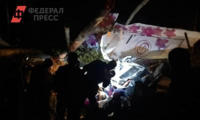 Эксперты озвучили предварительную причину крушения самолета в Приангарье