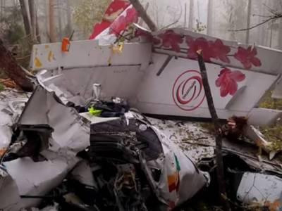 Авиаэксперт Романов рассказал об устаревшем оборудовании разбившегося в Приангарье L-410