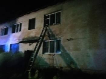 В Соколе при пожаре в многоквартирном доме погибли люди