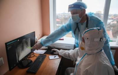 На Западной Украине наблюдается новая вспышка заболеваний на COVID-19