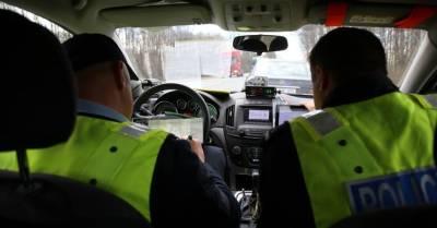 До 22 сентября полиция будет усиленно контролировать участников дорожного движения