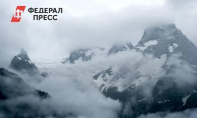 Число погибших при сходе ледника в Карачаево-Черкесии увеличилось