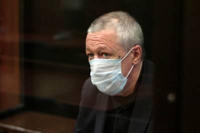 Актёр Михаил Ефремов: «Вся вина за ДТП на мне»