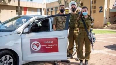 С 17 сентября: армия будет лечить больных коронавирусом на дому