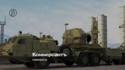 Борисов заявил об окончании госиспытаний ЗРС С-500