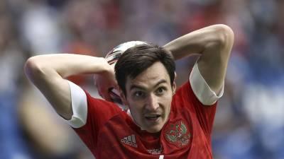 Тренер Гришин считает, что Караваев будет хорошей заменой Фернандесу в сборной России