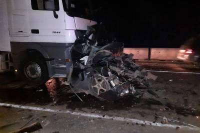 Сегодня ночью в массовом ДТП в Марий Эл погибли два человека