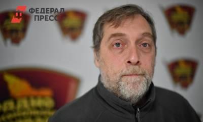 Никита Высоцкий боится за жизнь Ефремова в колонии