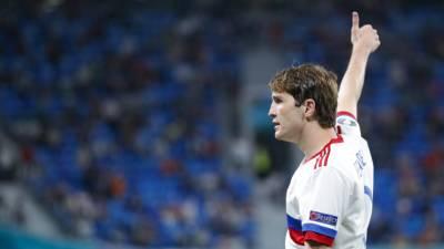 Карпин назвал Фернандеса великим футболистом
