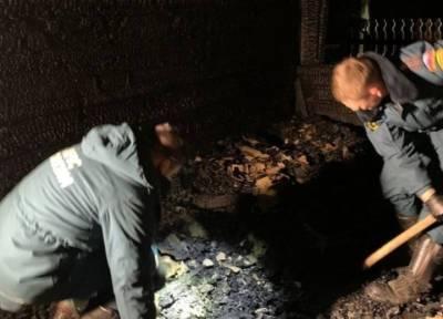 Трехлетняя девочка и младенец погибли при пожаре в Иркутской области