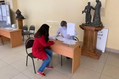 Более 25% жителей Смоленской области приняли участие в выборах