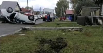 В Башкирии в ДТП погибли двое людей