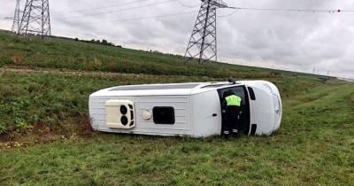 11 человек пострадали в ДТП с автобусом в Вологодской области