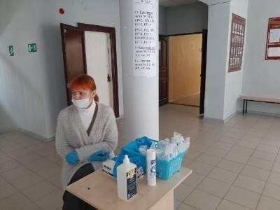 В Липецкой области явка первого дня выборов на 15.00 составила 10%