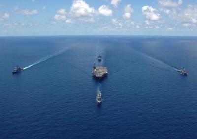 NetEasе: Флот России готов атаковать корабли США в Черном море в случае новых провокаций