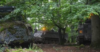 Уничтожили 7 единиц техники: бойцы ВСУ грамотно обороняются на учениях в Германии (фото)