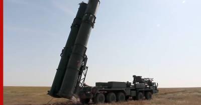 Новейшую систему ПВО С-500 начали поставлять в войска